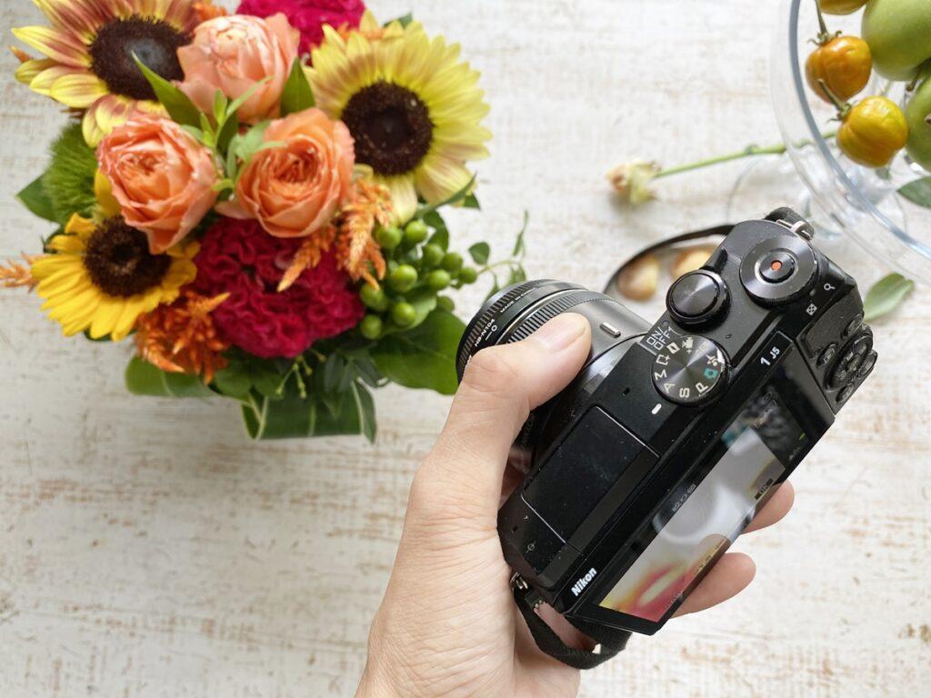 グリュック,お花の写真,大阪市花屋,大阪市西区花屋,写真撮影のコツ,photolesson,カメラレッスン,お花の撮影,写真の撮り方,お花をきれいに撮る,zoomレッスン,お花屋さんカメラレッスン,経営者のためのオンライン講座,商品撮影,お花の写真撮影