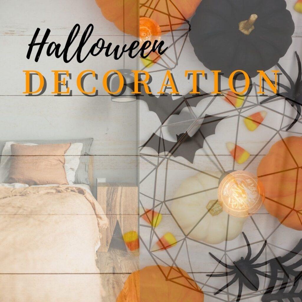 ハロウィーン,デコレーション,装飾,飾り付け